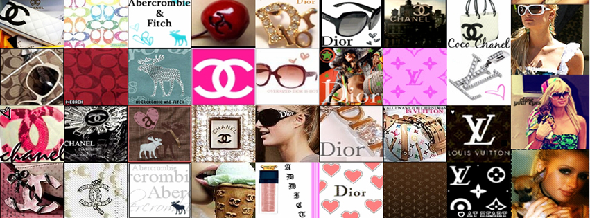 fashion collage facebook timeline cover picture timeline covers