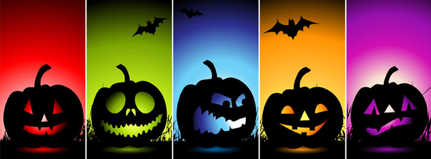Halloween Facebook Profile Cover Image Timeline Covers
